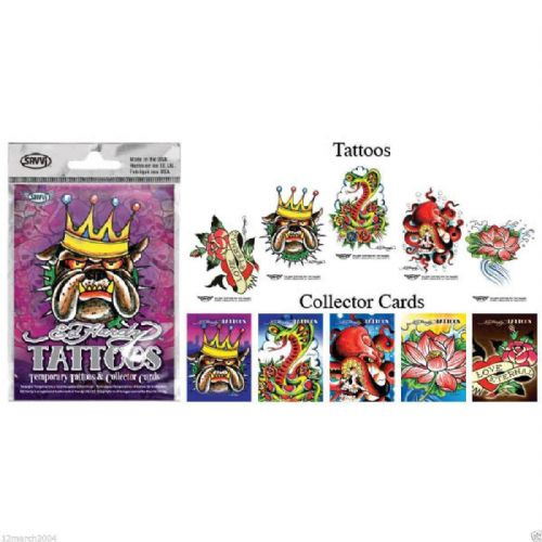 Ed Hardy Collector Packs - Pack F